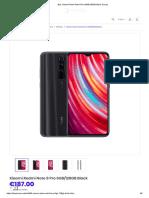Buy Xiaomi Redmi Note 8 Pro 6GB_128GB Black Cheap