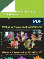 steam week
