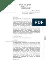 Dialnet-KantUnaEticaParaLaModernidad-2740979