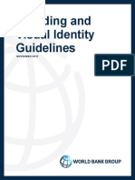 Branding and Visual Identity Guidelines - The World Bank Group