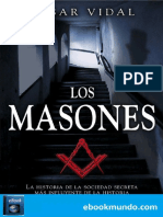 Los masones - Cesar Vidal.pdf