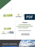 Presentacion ponencia Asociatividad - Desarrollo Rural en Colombia.pdf