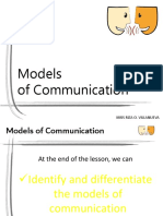 Models-of-Communication