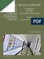 Scoala Online_Elemente Pentru Inovarea Educatiei_mai 2020