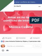 Amar es no tener conflicto de intereses. Mónica Cavallé.pdf