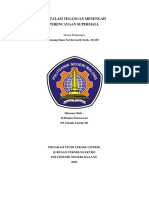 M.Dannu Dermawan D3 TL 2B Tugas ITM pengamann