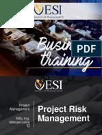 Porject Risk P2