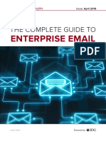 CW GUIDE TO ENTERPRISE EMAIL