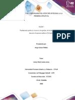 Fundamentos políticos, técnicos y de gestión, de la estrategia nacional de atención a la primera infancia (Colombia)