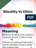 Morality-Vs-Ethics