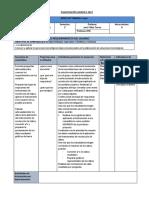 PlanificaciónTecnología 1°Medio-UNIDAD 2 2019