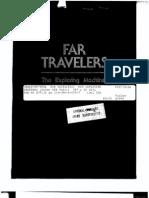 Far Travelers the Exploring Machines
