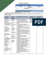 PlanificaciónTecnología 2°Medio-UNIDAD 4 2019