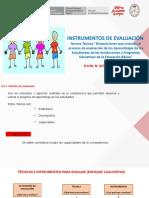 INSTRUMENTOS DE EVALUACION EVALUACION CNEB_2019.pptx