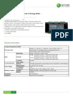 DZS900 Datasheet-Heyuan Intelligence