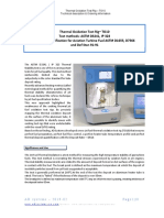 JFTOT Analysis ASTM D1655, D7566 and Def Stan 91-91