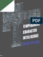 Temperament, Character, Intelligence by Keirsey David (z-lib.org).epub