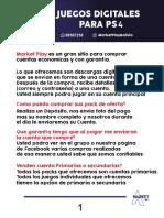 MANUAL DE VENTA PS4