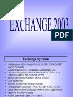Exchange Slides