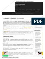 El Bullying o matoneo en Colombia – Colombia Legal Corporation.pdf