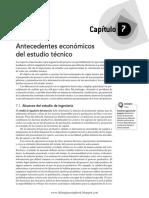 Semana 4 Cap 7 - Antecedentes económicos del estudio técnico.pdf
