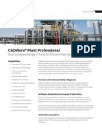 Hexagon PPM CADWorx Plant Product Sheet US
