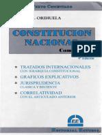 Constitucion Nacional Comentada (1)