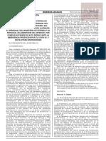 Decreto de Urgencia Nº 53-2020