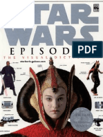 Star Wars Episode 1 the Visual Dictionary