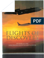 Flights of Discovery 50 Years at the NASA Dryden Flight Research Center
