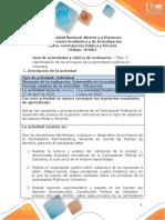 Guia de actividades y Rúbrica de evaluación - Fase 2 - Identificación de los principios de la Contratación Pública en Colombia