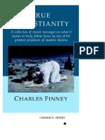 El Cristianismo Verdadero - Charles Finney, parte 1
