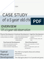 case study of a child age 5   1
