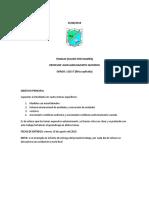 TRABAJO DE FISICA  (EXAMEN 2)