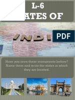 PPT STATES OF INDIA