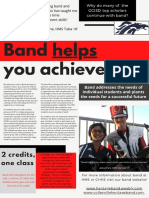 benefits of band - hms