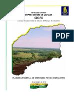 PDGRD de Vichada dic2015