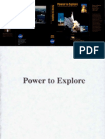 Power to Explore a History of the Marshall Space Flight Center, 1960-1990