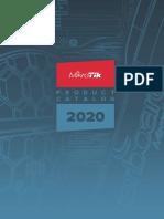 Mikrotik catalog_2020