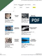Minerales y Rocas10_Silicatos