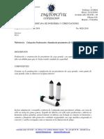 0020-2019 - PERFORACIONES E INSTALACION PIEZOMETRO DE CASAGRANDE SUR DE BOGOTA