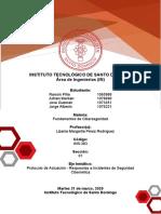 PROTOCOLO DE ACTUACIÓN - RESPUESTAS A INCIDENTES DE SEGURIDAD CIBERNÉTICA