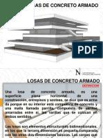 1. LOSAS DE CONCRETO ARMADO
