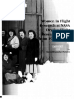 Women in Flight Research at NASA Dryden Flight Research Center From 1946 to 1995