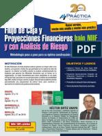 Flujo de Caja y Proyecciones Financieras bajo NIIF