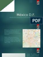 México DF ING TRANSPORTE