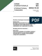IEC60034-18-22{ed2.0 2000} bilingual