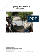Zimbabwe Water Filters Narrative Report Final