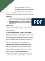 PROCEDIMIENTO DE MANTENIMIENTO DE EQUIPOS Y MAQUINAS