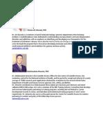Panel Info & Contact